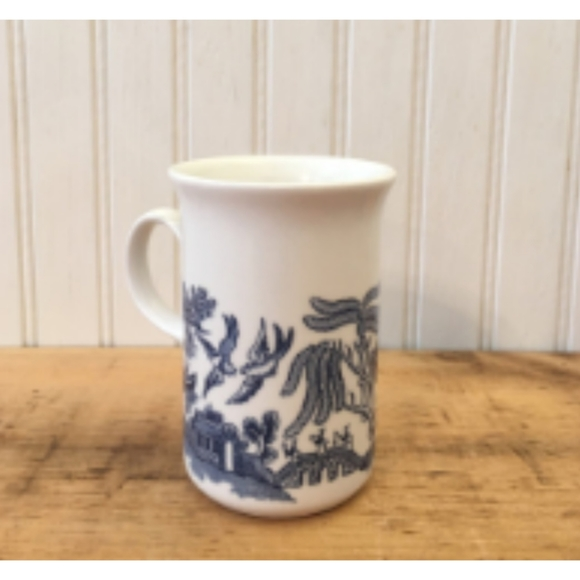 Vintage Transferware Mug Oriental